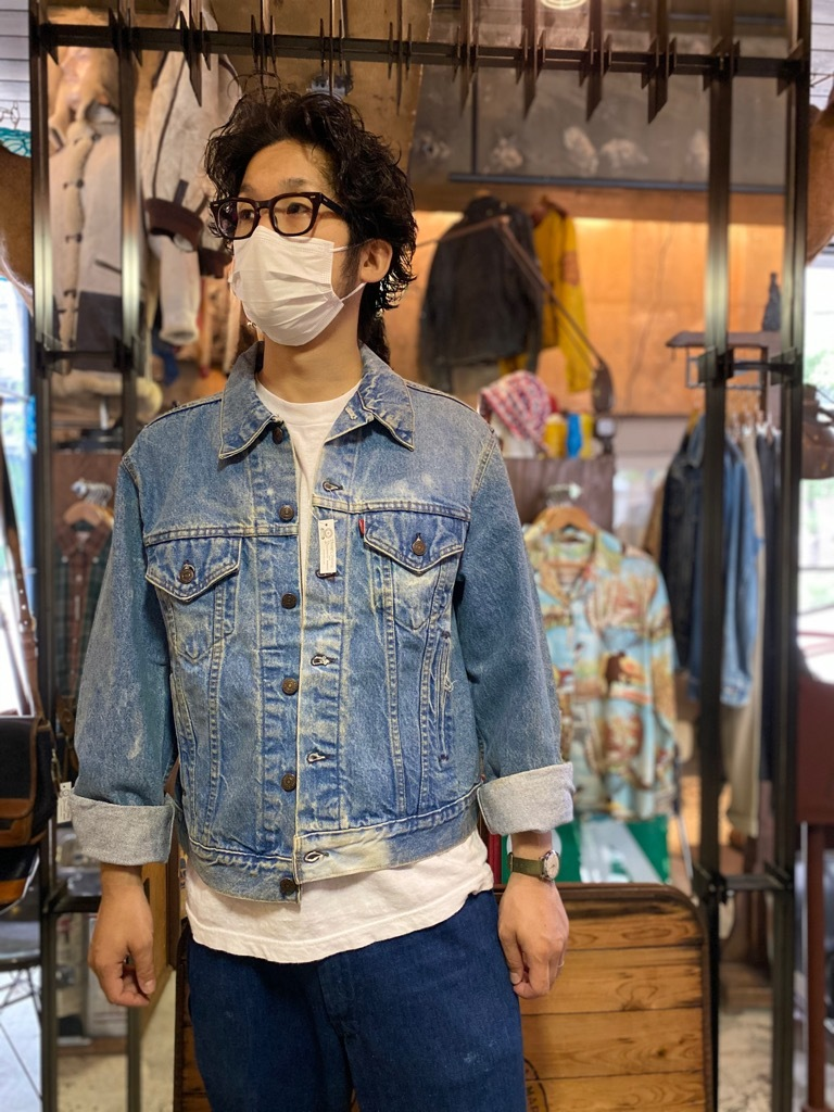 8月29日(土)大阪店秋物スーペリア入荷!!#4 Leather&MIX編!!Harley,Schott,Wrangler&Levi\'s!!(マグネッツ大阪アメ村店)_c0078587_12343009.jpg