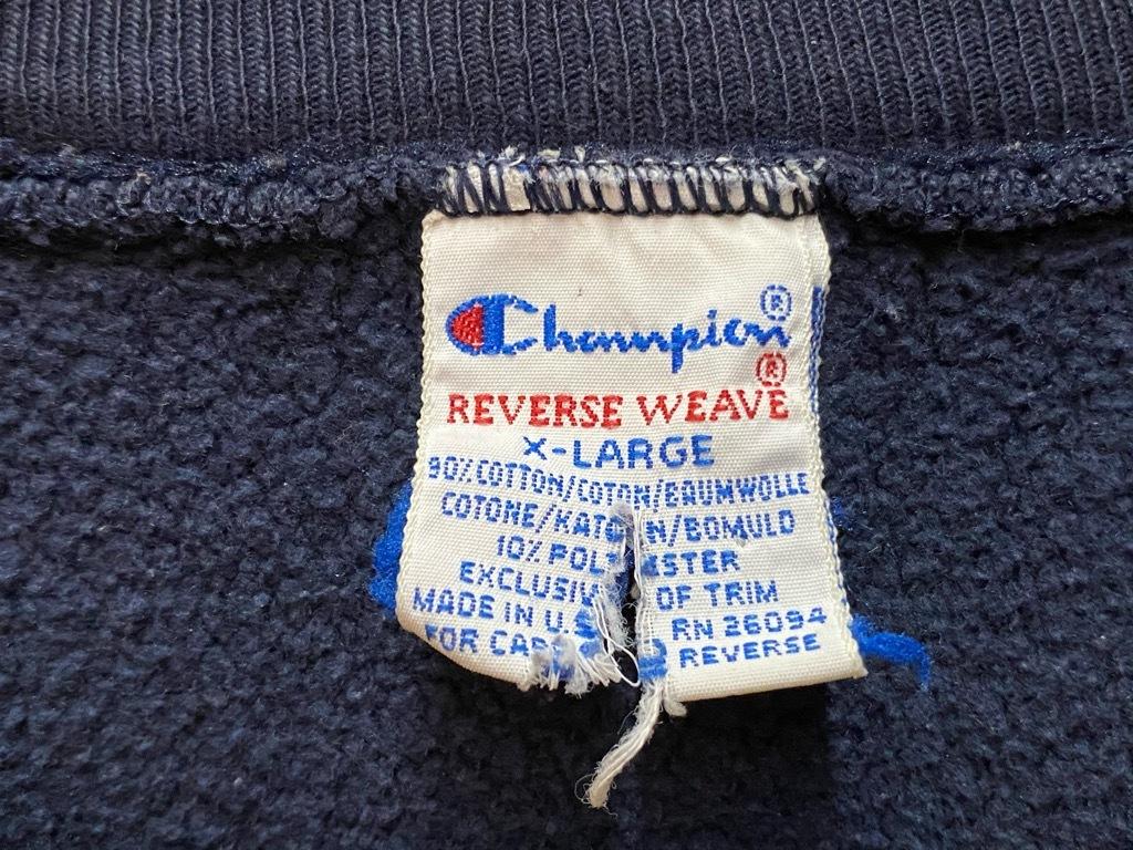 Champion Reverse Weave!! (マグネッツ大阪アメ村店)_c0078587_13333065.jpg