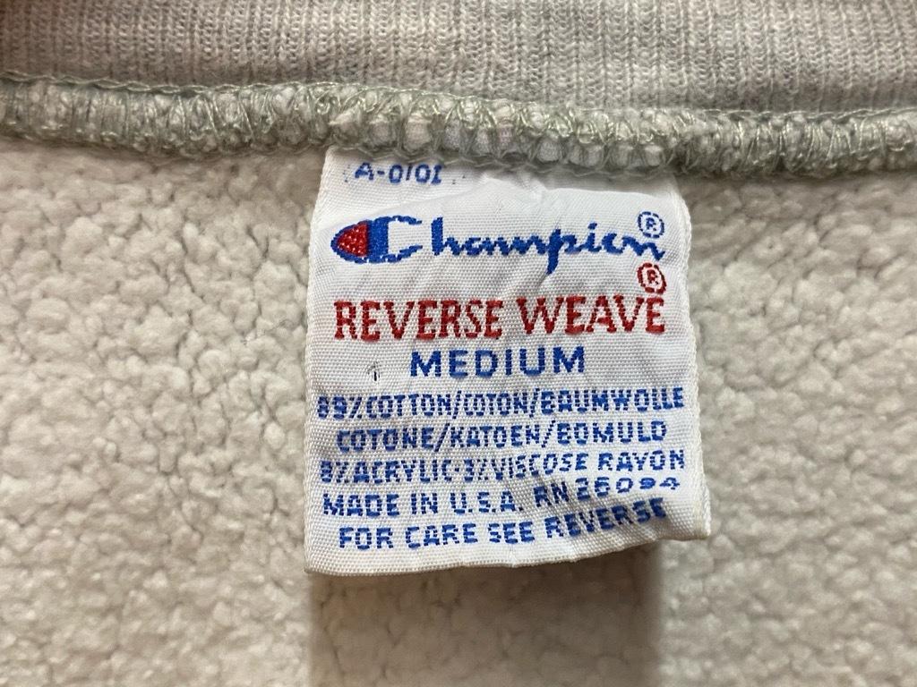 Champion Reverse Weave!! (マグネッツ大阪アメ村店)_c0078587_13344491.jpg