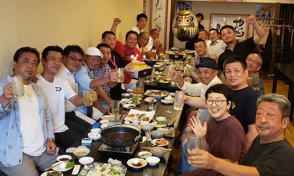 武漢ウィルスで大変な時、ひと声掛けただけで応援に集まってくれる最高の男達。_c0186691_14585202.jpg