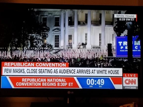 共和党大会が行われた米国_d0339894_11364268.jpg