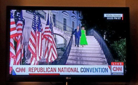共和党大会が行われた米国_d0339894_11384463.jpg