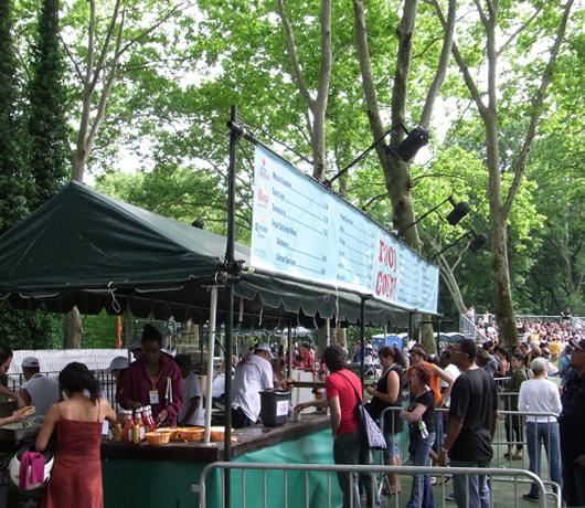 NYの夏の風物詩、サマーステージがバーチャル化し、好評につき10/13まで延長へ_b0007805_00021952.jpg