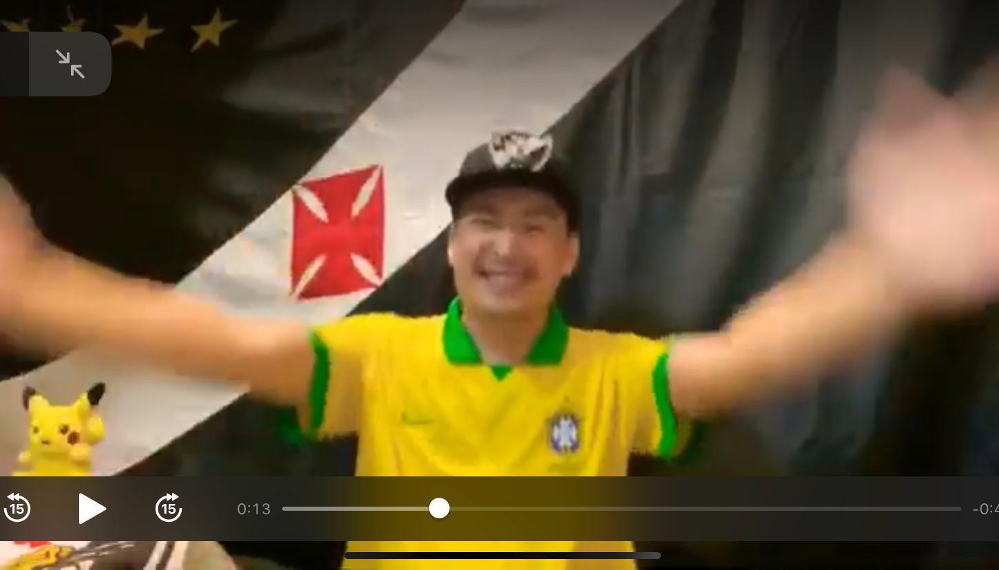 #ブラジル 各公式アカウントで公式ツイートされました▶  @CopadoBrasil ▶  @VascodaGama  #VascoDaGama #Vasco #サッカー_b0032617_15022549.jpg