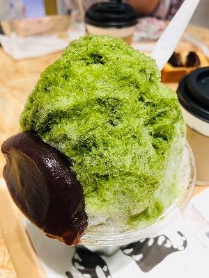 """かき氷!""""TORAYA CAFE""""と""""はいむる珈琲""""_e0152329_17104745.jpg"""