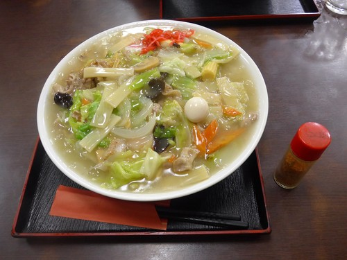 仙台・北四番丁「久美食堂」へ行く。_f0232060_230975.jpg