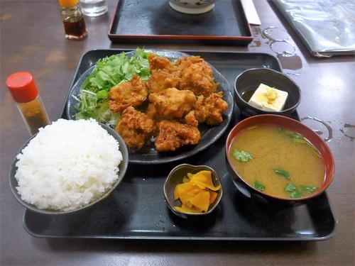 仙台・北四番丁「久美食堂」へ行く。_f0232060_232128.jpg