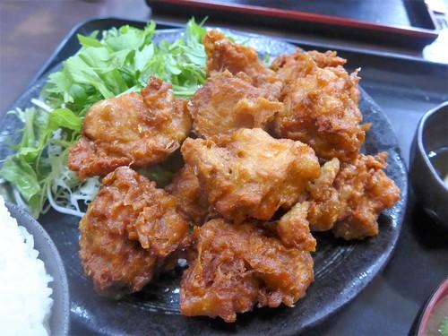 仙台・北四番丁「久美食堂」へ行く。_f0232060_2321696.jpg