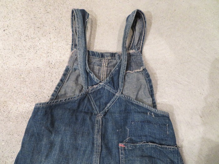 20\'s 30\'s ONE POCKET Kid\'s Overalls_e0187362_19321519.jpg