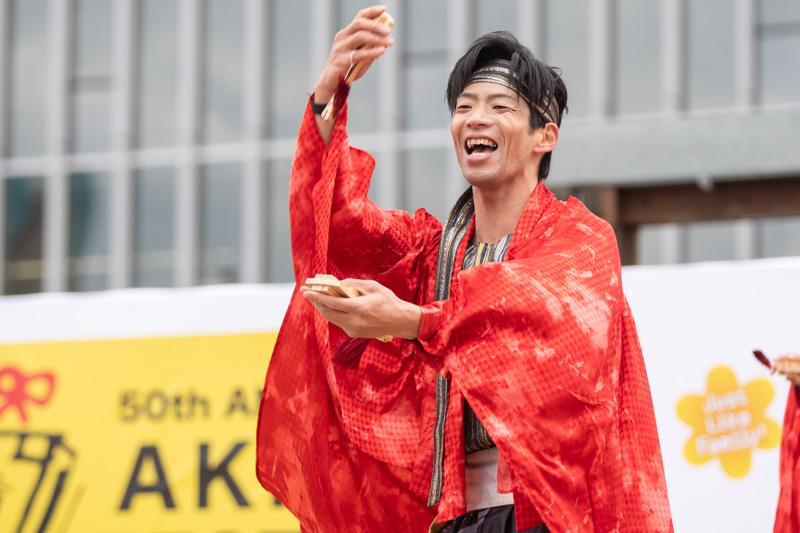 2020 AKIND FESTIVAL セントラルグループ踊り子隊 その3_a0077663_14565844.jpg