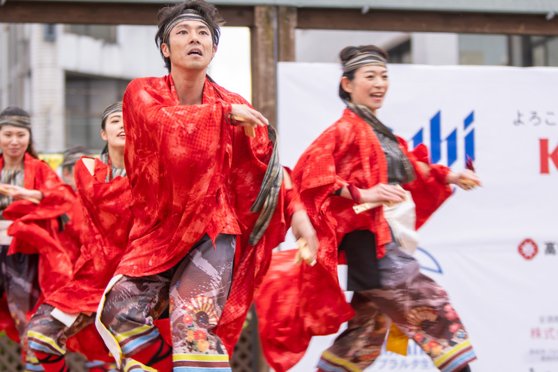 2020 AKIND FESTIVAL セントラルグループ踊り子隊 その3_a0077663_14565891.jpg