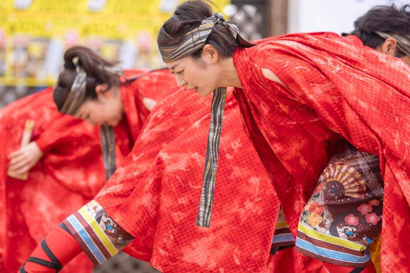 2020 AKIND FESTIVAL セントラルグループ踊り子隊 その3_a0077663_14565896.jpg