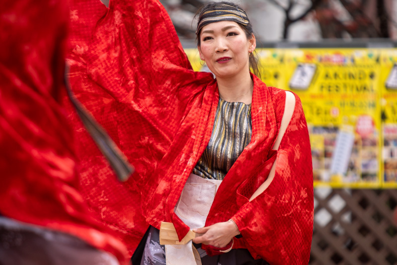 2020 AKIND FESTIVAL セントラルグループ踊り子隊 その3_a0077663_14565997.jpg
