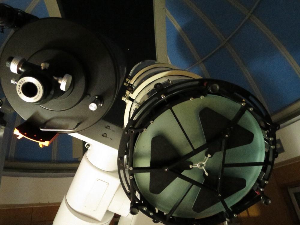 Hubble Optics の30cm主鏡を鏡筒に組んで木星を撮ってみる_a0095470_18152749.jpg