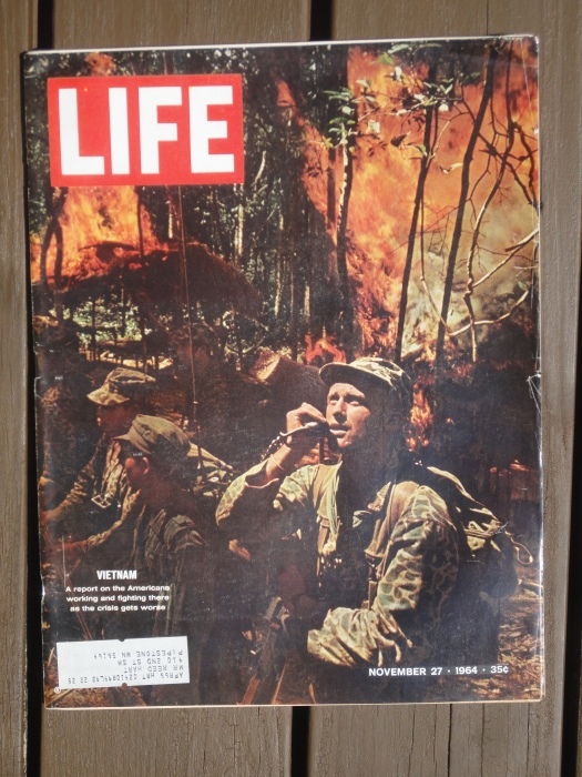 ベオガムの泥濘 1964年11月、彼らは何を着ていたのか?_a0164296_21425652.jpg