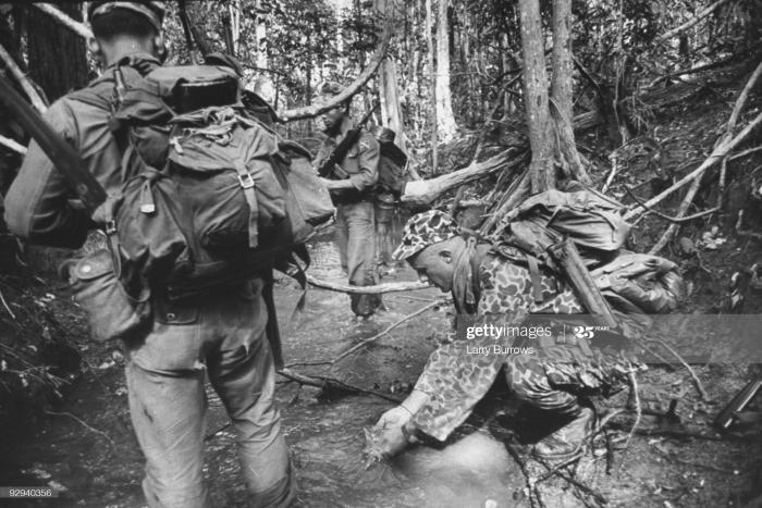 ベオガムの泥濘 1964年11月、彼らは何を着ていたのか?_a0164296_21434553.jpg