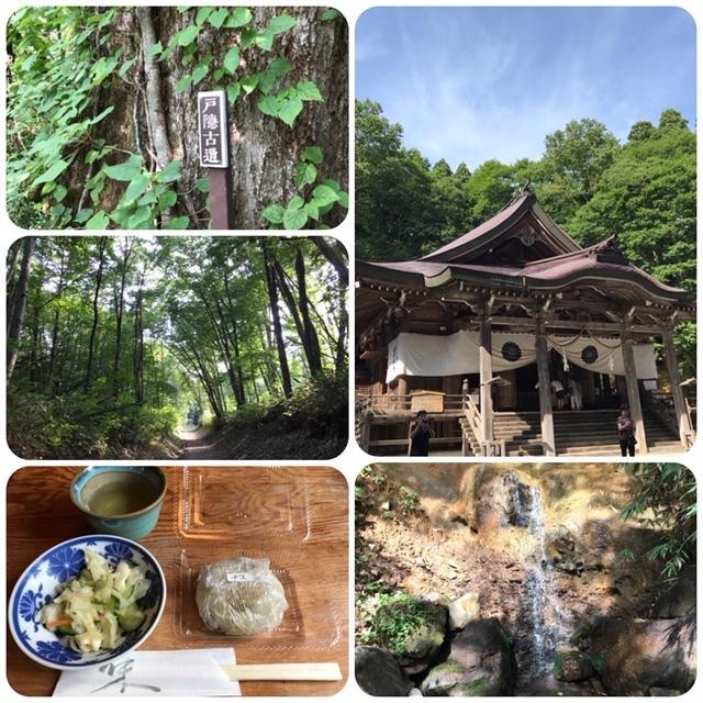 夏の戸隠神社へ_d0085018_19544137.jpg