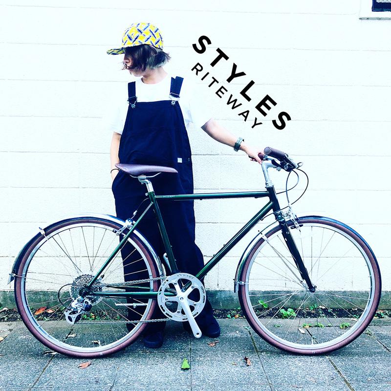 2020 RITEWAY『 STYLES 26 』スタイルス 26インチ グレイシア ライトウェイ シェファード パスチャー シェファードシティ クロスバイク 自転車女子 おしゃれ自転車_b0212032_20392432.jpeg