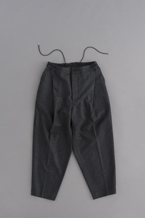 HAVERSACK W/C Wide Pants (Charcoal)_d0120442_9542618.jpg