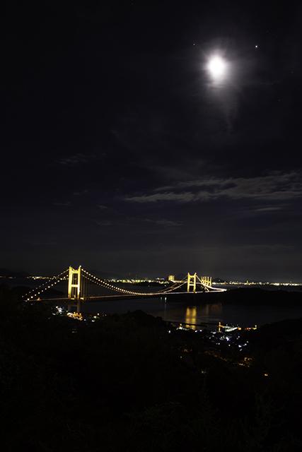 瀬戸大橋ライトアップ_d0107763_16235197.jpg