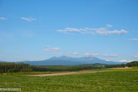就実の丘と山並みと…~8月の就実_d0340565_19410098.jpg