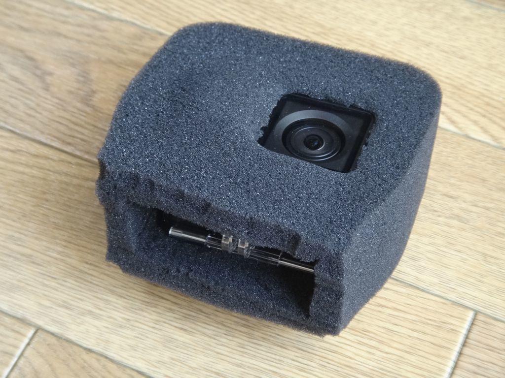 久々のアクションカメラ その6 ・・・ 風切音対策_f0004270_19003975.jpg