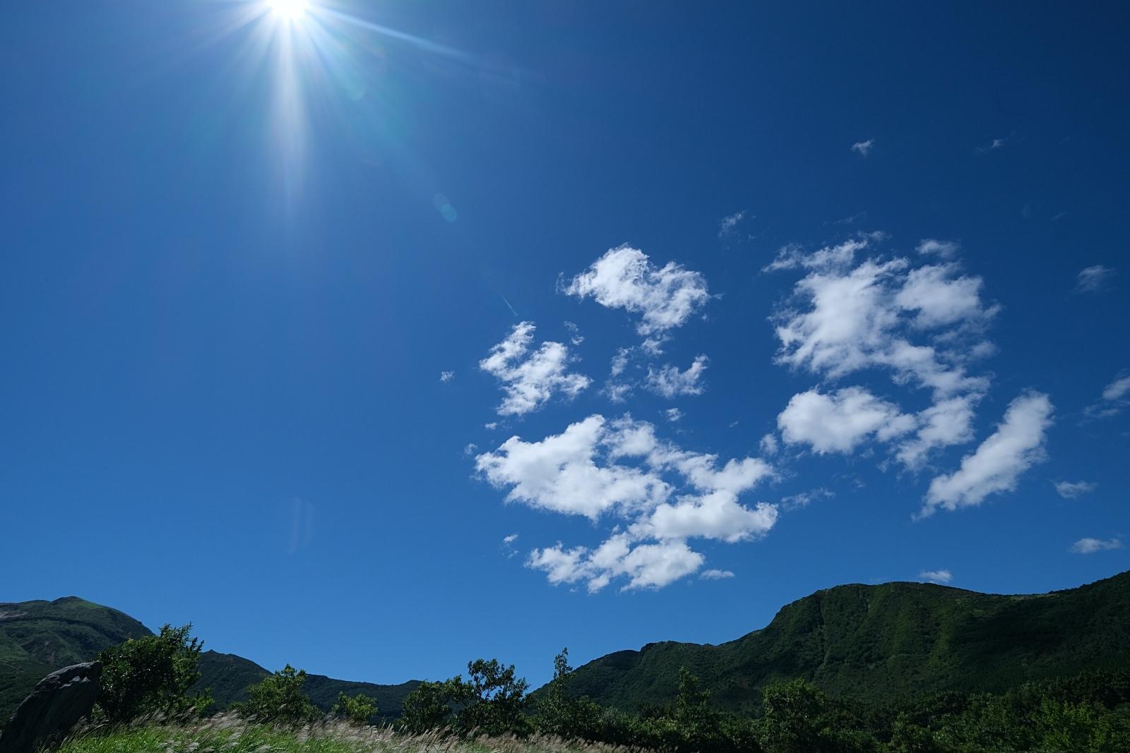 大分県の標高1000mでデュオキャンしてきました。_a0129474_20104742.jpg
