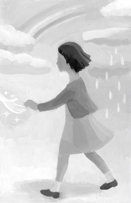 ジャーロ 石持浅海著 座間味くんの推理 第2回「救出」扉絵_b0194880_13250169.jpg