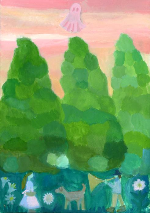 樹のうえの精霊_b0194880_13325134.jpg