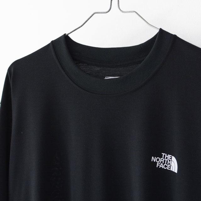 THE NORTH FACE [ザ・ノース・フェイス] M L/S Back Square Logo Tee [NT82035] ロングスリーブバックスクエアロゴティー・ MEN\'S _f0051306_15073443.jpg
