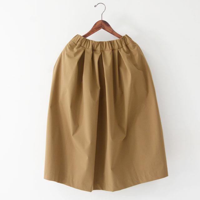 DELICIOUS [デリシャス] Tucked Skirt [DSK0563] タックスカート・ミディアム丈・ LADY'S (STUDIOORIBE/スタジオオリベ) _f0051306_15230592.jpg