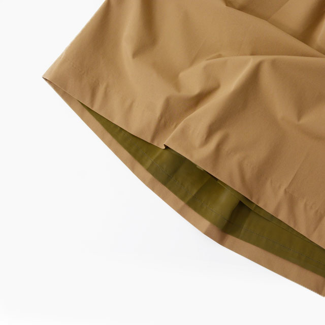 DELICIOUS [デリシャス] Tucked Skirt [DSK0563] タックスカート・ミディアム丈・ LADY'S (STUDIOORIBE/スタジオオリベ) _f0051306_15230666.jpg