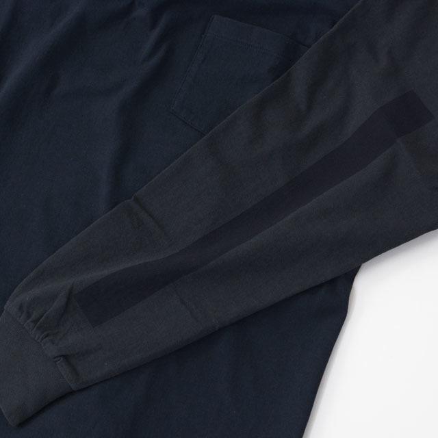 KAPTAIN SUNSHINE [キャプテンサンシャイン] West Coast Long Sleeved Tee [KS20FCS13] 長袖TEE・ MEN\'S _f0051306_15333791.jpg