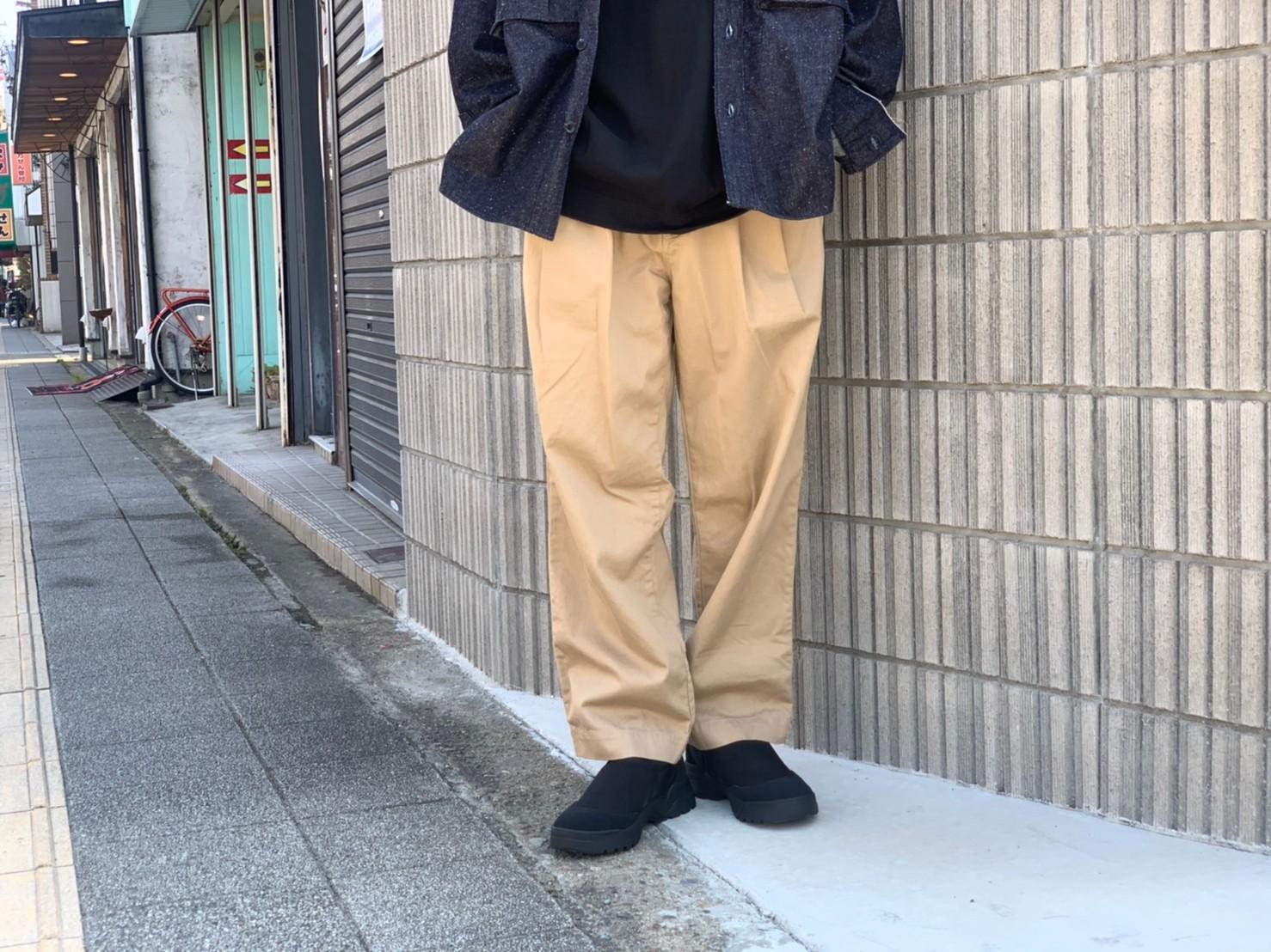 "\""JieDa\""<<SILK DENIM OVER SHIRT>>Style~KODAI~_c0167336_21494432.jpg"
