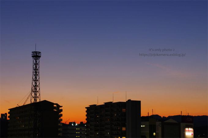 16日の夕焼け_b0391986_16513304.jpg