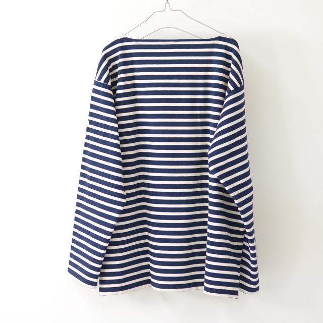 ORCIVAL [オーチバル・オーシバル] VASQUE STRIPE BIGGER TEE [B211C] バスクシャツ・ビッグT・ボーダーカットソー・LADY\'S _f0051306_17382120.jpg