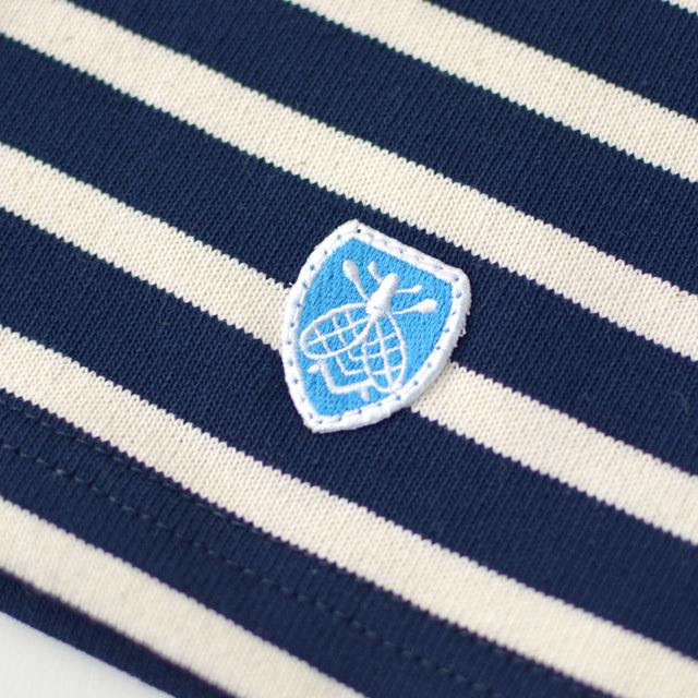 ORCIVAL [オーチバル・オーシバル] VASQUE STRIPE BIGGER TEE [B211C] バスクシャツ・ビッグT・ボーダーカットソー・LADY\'S _f0051306_17382151.jpg