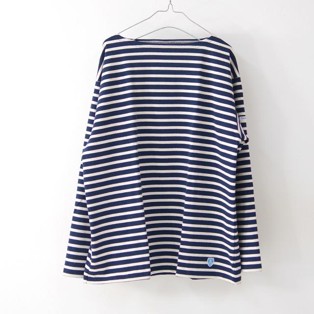 ORCIVAL [オーチバル・オーシバル] VASQUE STRIPE BIGGER TEE [B211C] バスクシャツ・ビッグT・ボーダーカットソー・LADY\'S _f0051306_17382171.jpg