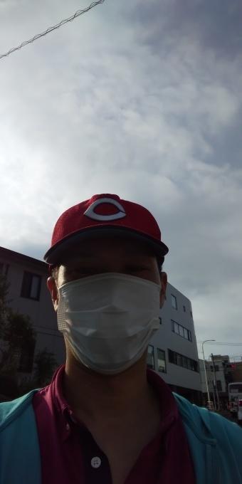 本日も誰もしないアベノマスクよりコンビニのマスクで介護現場に出勤です!_e0094315_08124733.jpg