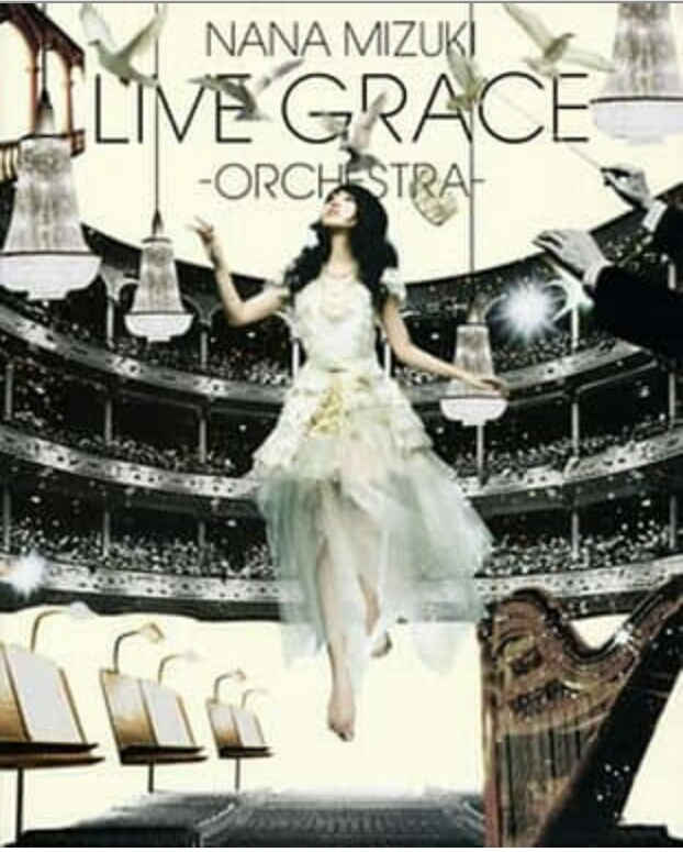 水樹奈々 NANA MIZUKI LIVE GRACE -ORCHESTRA- : 志津香Blog『Easy proud』