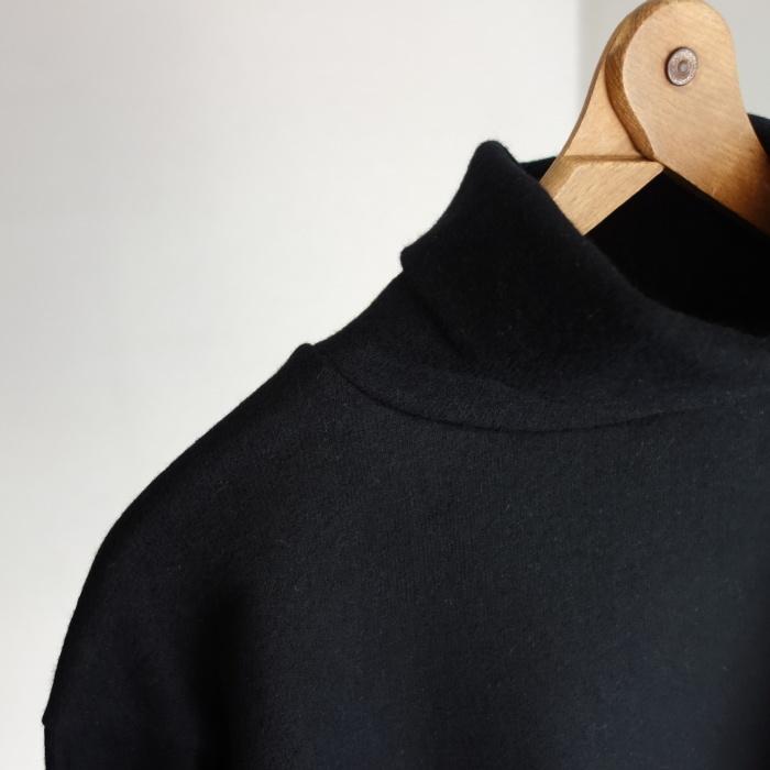 10月の製作 / DA woolknit highneck longsleeve_e0130546_14131076.jpg
