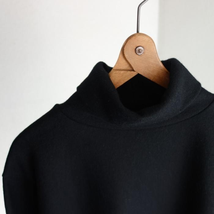 10月の製作 / DA woolknit highneck longsleeve_e0130546_14135534.jpg