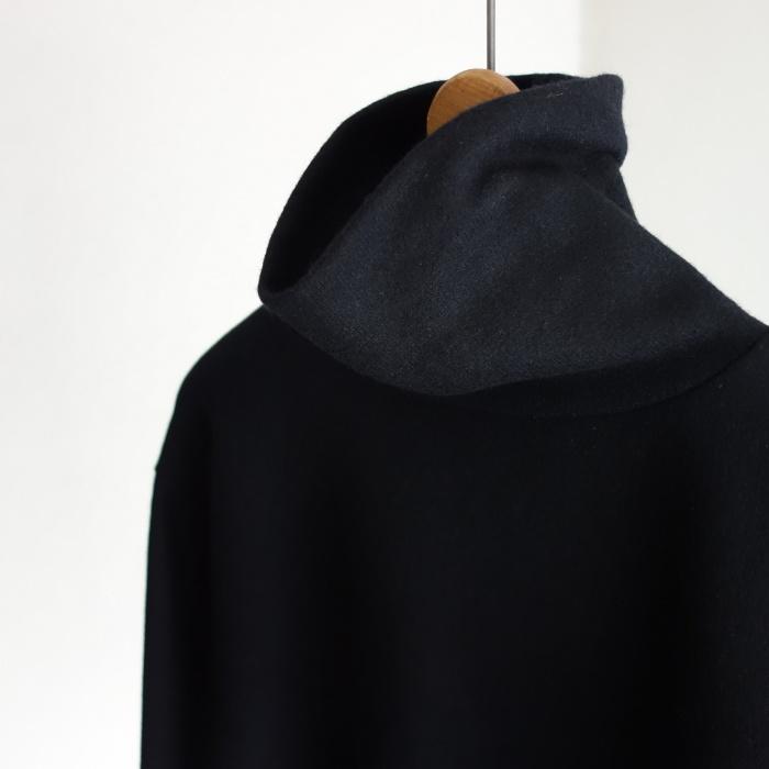 10月の製作 / DA woolknit highneck longsleeve_e0130546_14140390.jpg