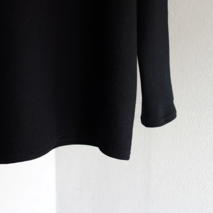 10月の製作 / DA woolknit highneck longsleeve_e0130546_14141533.jpg