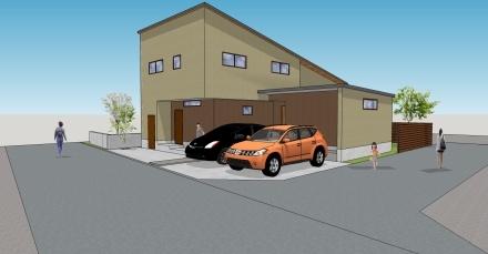 New 『深沢の家』実施設計完了_e0197748_00011858.jpg