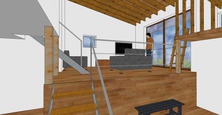 New 『深沢の家』実施設計完了_e0197748_00012944.jpg