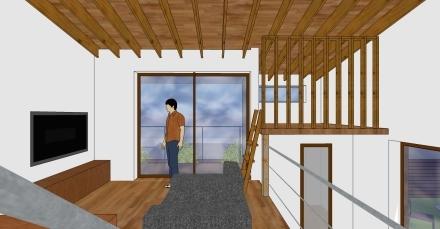 New 『深沢の家』実施設計完了_e0197748_00013434.jpg