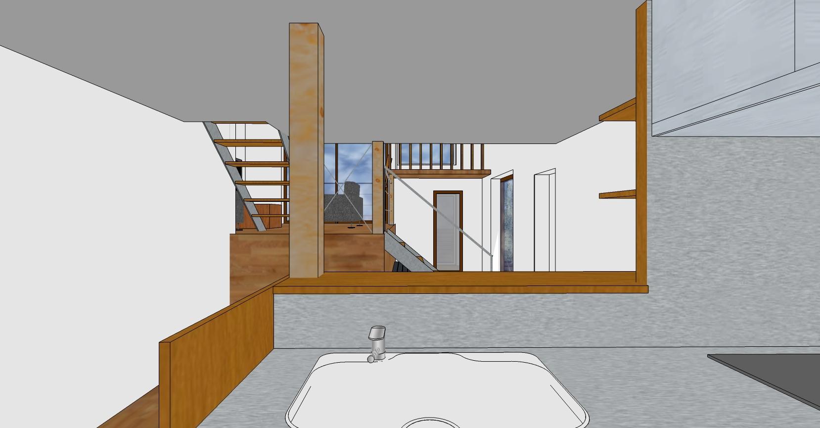 New 『深沢の家』実施設計完了_e0197748_00014741.jpg