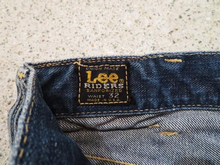 60\'s Lee 101 ④_e0187362_19240119.jpg