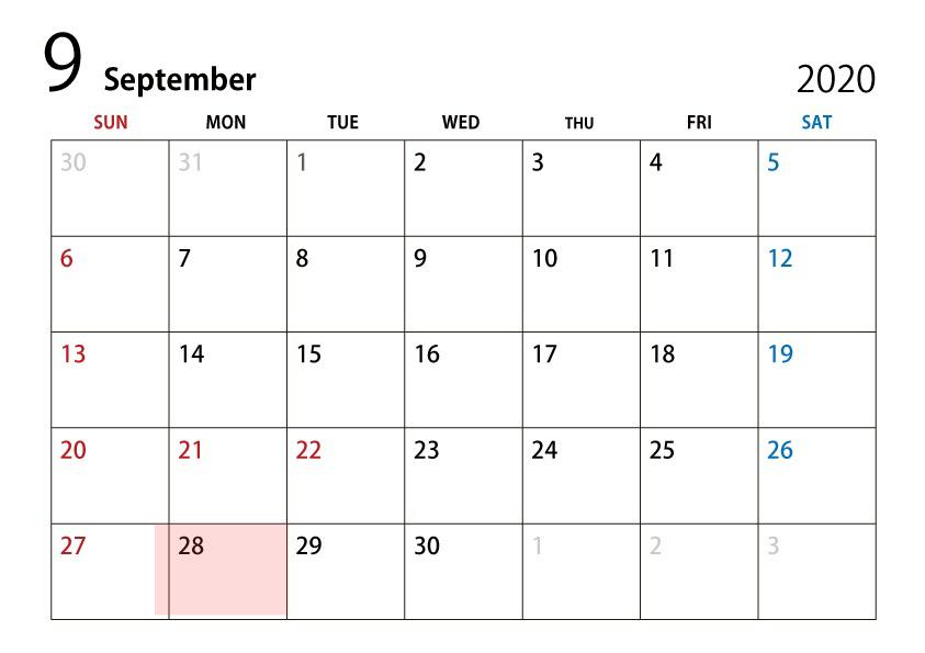 9月の予定ー!_b0224583_14222127.png